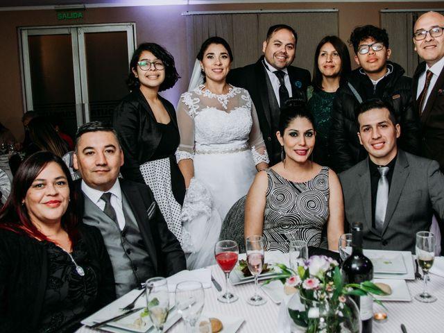 El matrimonio de Joel y Carolina en Curicó, Curicó 143