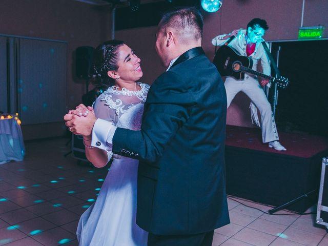 El matrimonio de Joel y Carolina en Curicó, Curicó 147