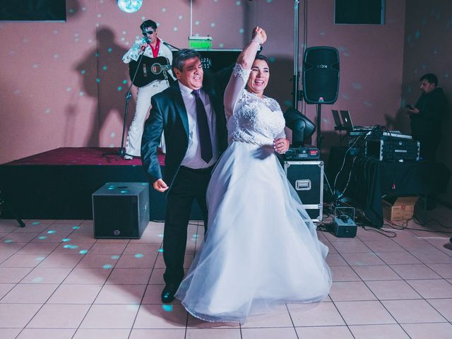 El matrimonio de Joel y Carolina en Curicó, Curicó 148