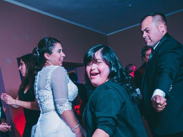 El matrimonio de Joel y Carolina en Curicó, Curicó 158
