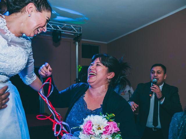 El matrimonio de Joel y Carolina en Curicó, Curicó 180
