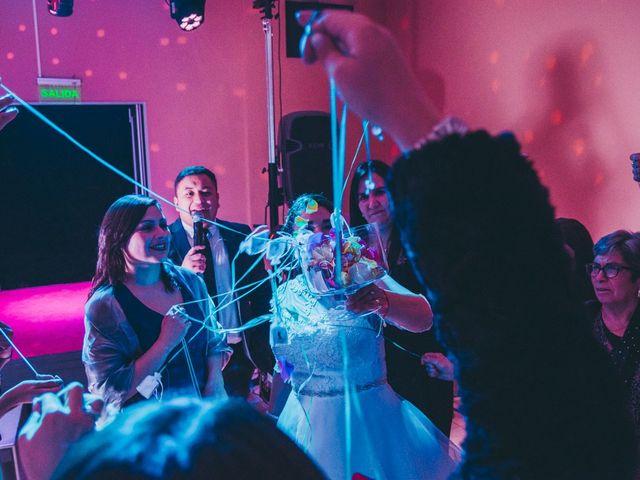 El matrimonio de Joel y Carolina en Curicó, Curicó 182