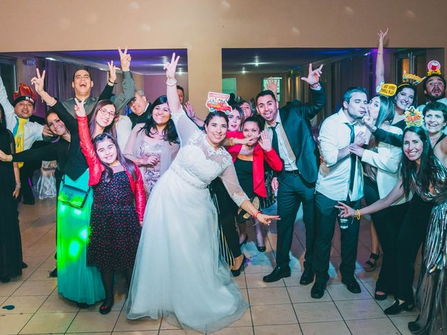 El matrimonio de Joel y Carolina en Curicó, Curicó 226