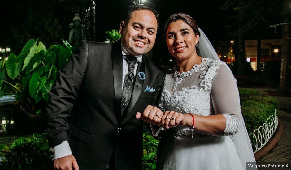 El matrimonio de Joel y Carolina en Curicó, Curicó