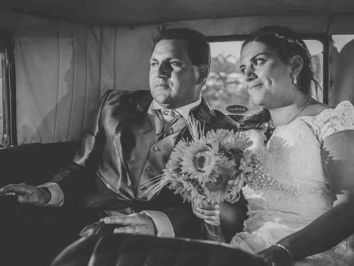 El matrimonio de Denisse y Bastian