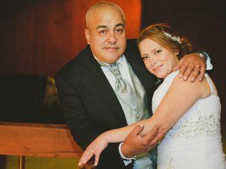 El matrimonio de Fabiola  y Alexis