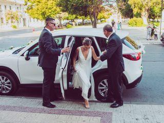 El matrimonio de Rodrigo y Nicol 3