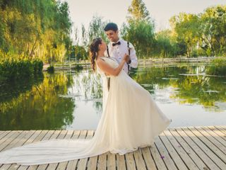 El matrimonio de Rodrigo y Nicol