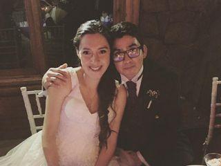 El matrimonio de Macarena  y Kevin