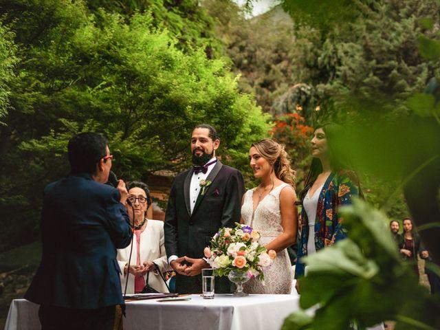 El matrimonio de Megan y Sasha