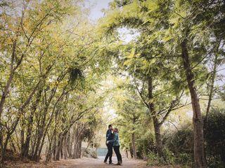 El matrimonio de Ingrid y Leonardo 1