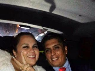 El matrimonio de Marisela y Gary 1