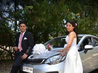 El matrimonio de Cárem y Rodrigo