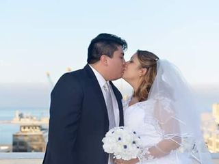 El matrimonio de María Teresa  y Francisco Javier  2