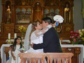 El matrimonio de María Teresa  y Francisco Javier  3
