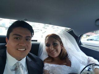 El matrimonio de María Teresa  y Francisco Javier