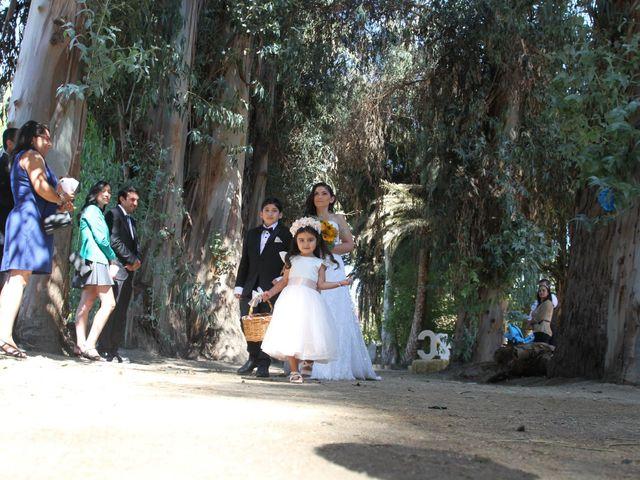 El matrimonio de Héctor y Carol en Marchihue, Cardenal Caro 20