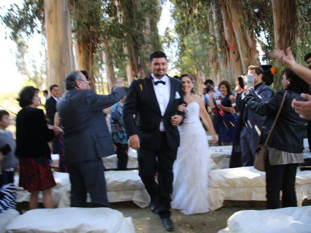 El matrimonio de Héctor y Carol en Marchihue, Cardenal Caro 28