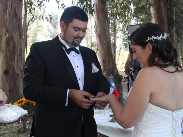 El matrimonio de Héctor y Carol en Marchihue, Cardenal Caro 30
