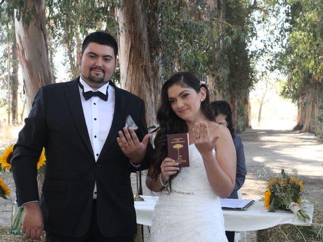 El matrimonio de Héctor y Carol en Marchihue, Cardenal Caro 31