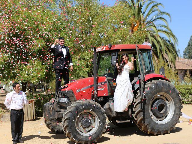 El matrimonio de Héctor y Carol en Marchihue, Cardenal Caro 54