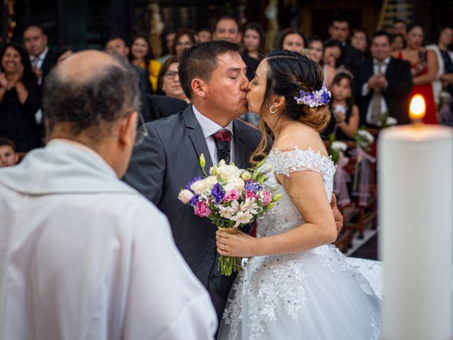 El matrimonio de Kriss y Fabian