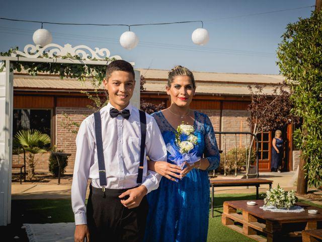 El matrimonio de Emi y Ibar en La Serena, Elqui 4