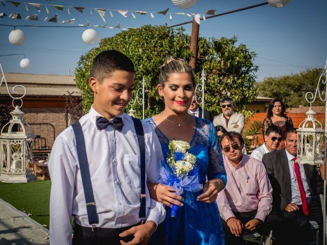 El matrimonio de Emi y Ibar en La Serena, Elqui 5