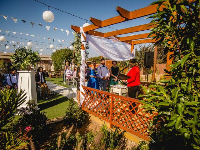 El matrimonio de Emi y Ibar en La Serena, Elqui 6