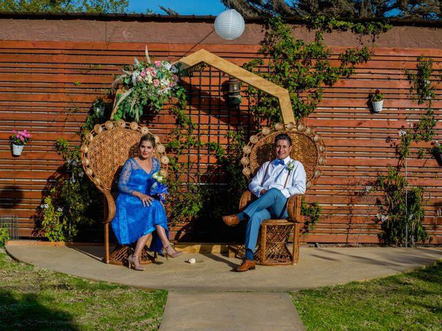 El matrimonio de Emi y Ibar en La Serena, Elqui 14