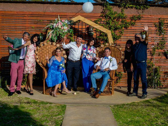 El matrimonio de Emi y Ibar en La Serena, Elqui 15