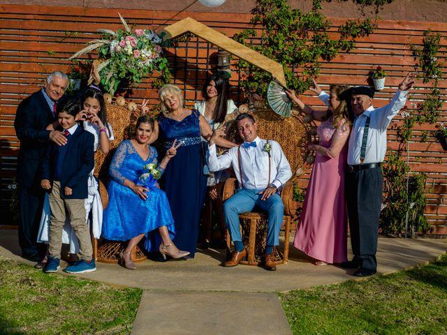 El matrimonio de Emi y Ibar en La Serena, Elqui 16