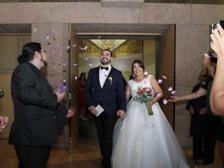 El matrimonio de Juan y Daniela 3