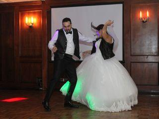 El matrimonio de Juan y Daniela 1