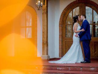 El matrimonio de Daniela y Rodolfo