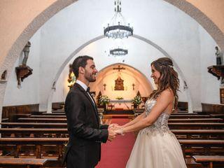 El matrimonio de Cristal y Gustavo