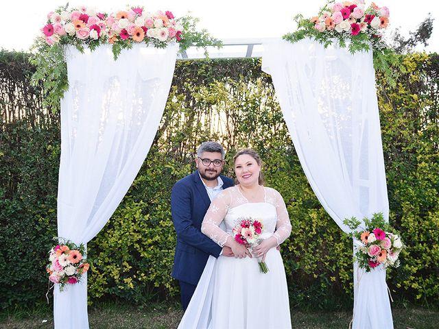 El matrimonio de Tamara y Felipe