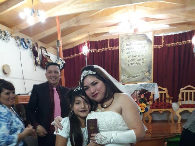 El matrimonio de Alan y Solange en San Bernardo, Maipo 4