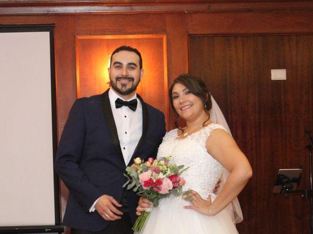 El matrimonio de Juan y Daniela