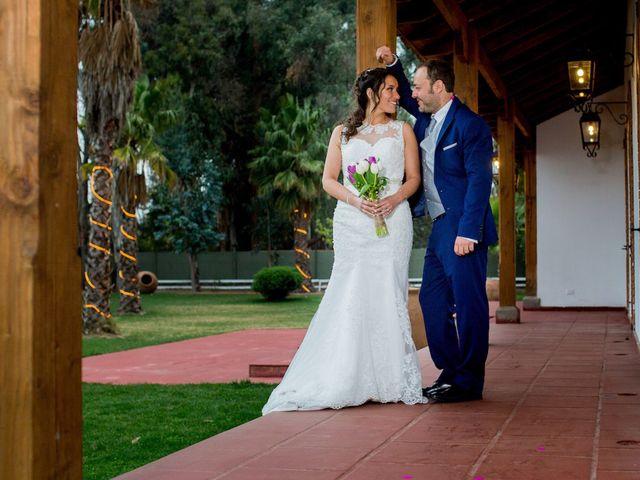 El matrimonio de Rodolfo y Daniela en Santiago, Santiago 1