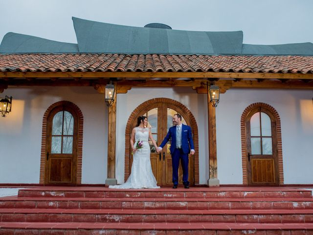 El matrimonio de Rodolfo y Daniela en Santiago, Santiago 2