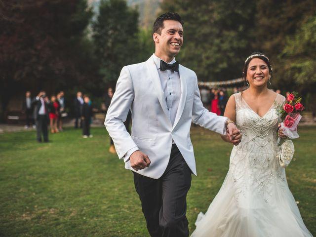 El matrimonio de Lorena y Eduardo