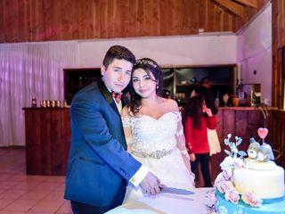 El matrimonio de Belén  y Jonathan