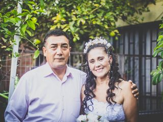 El matrimonio de Sandra y Carlos 2