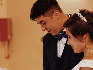 El matrimonio de Javiera  y Felipe  2