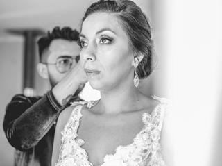 El matrimonio de Daniela y Antonio 2