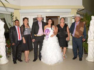 El matrimonio de Claudia  y Juan 3