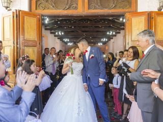 El matrimonio de Laddy y Juan Pablo  1
