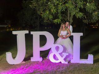 El matrimonio de Laddy y Juan Pablo