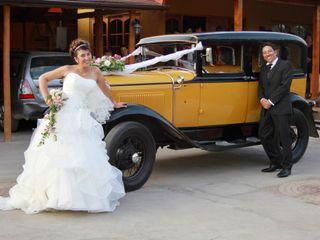 El matrimonio de Juan y Evelyn